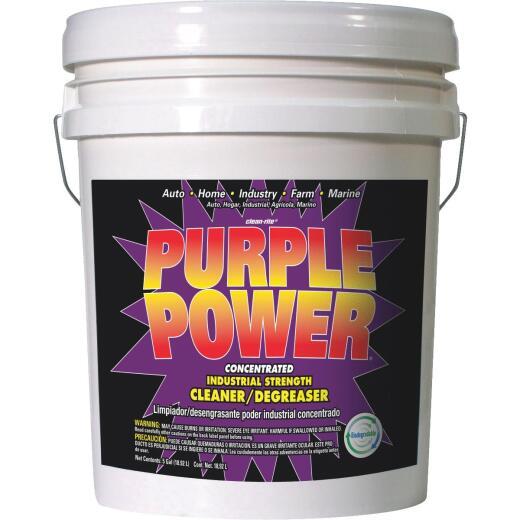 Purple Power 5 Gal. Liquid Industrial Strength Cleaner/Degreaser