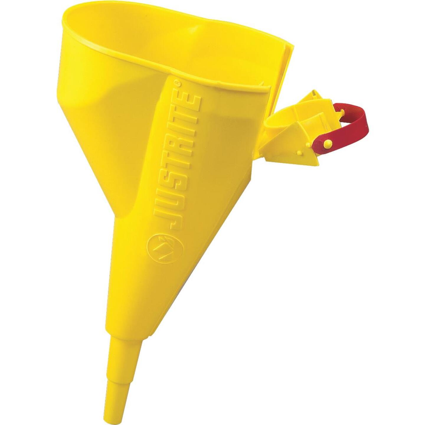 Justrite Polypropylene Type I Safety Can Funnel Image 1
