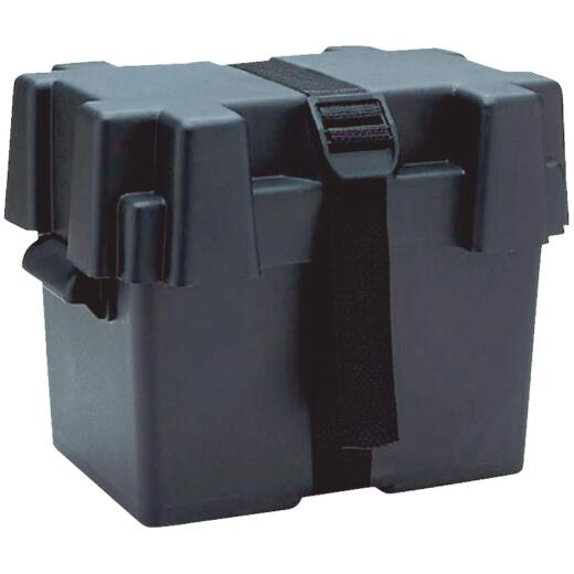 "Seachoice 9-1/2"" x 11-1/4""Battery Box"