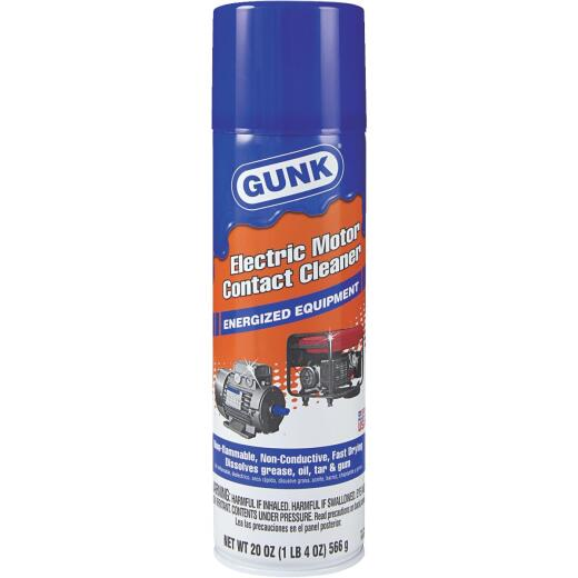 Gunk Electrical 20 Oz. Aerosol Electronic Parts Cleaner