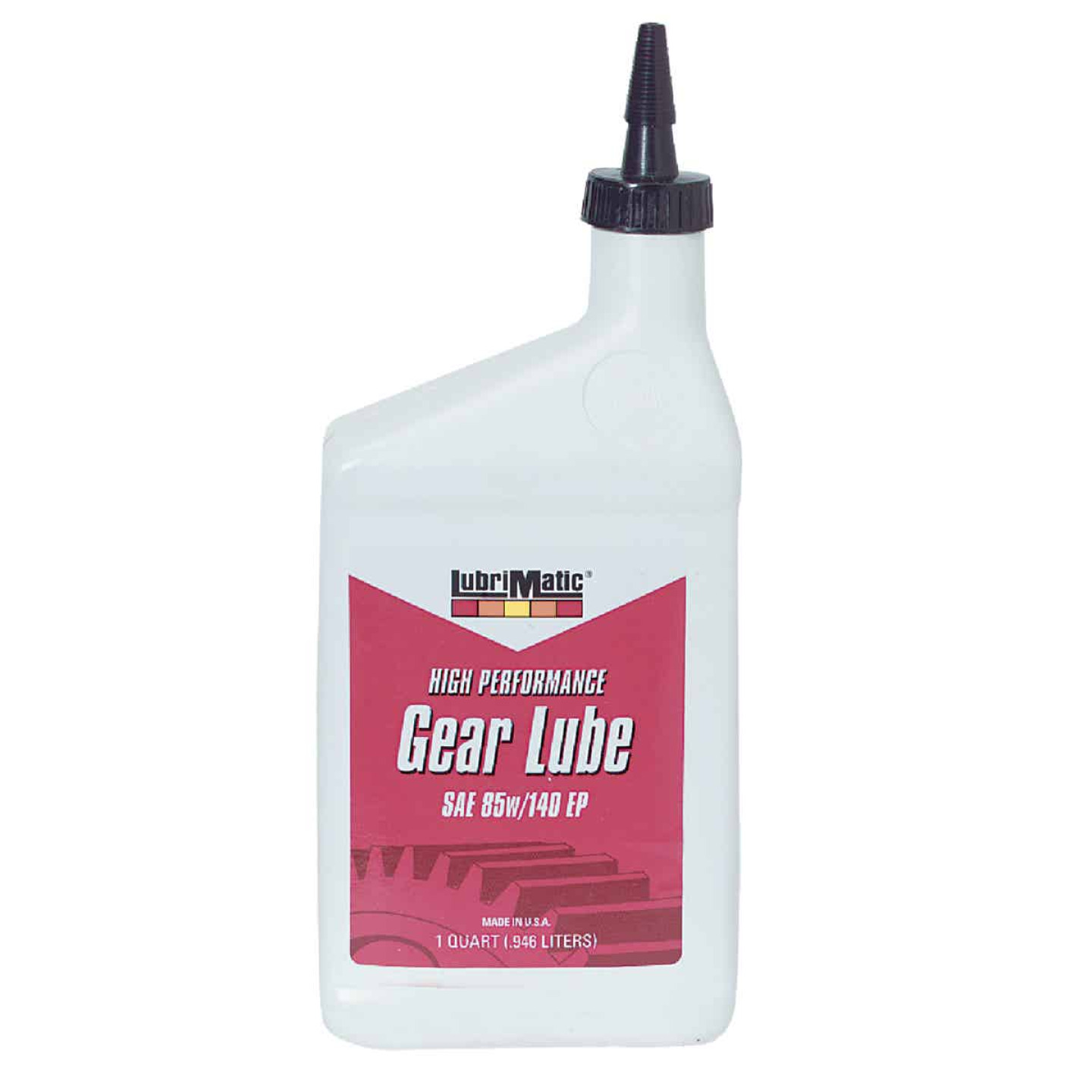 LubriMatic 1 Qt. 85W140 EP Gear Oil Lube Image 1