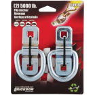 Erickson 2-Hole 5000 Lb. Anchor Ring (2-Pack) Image 2