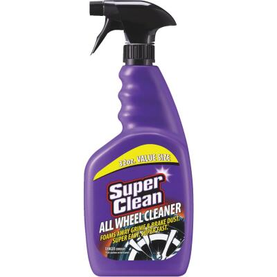 Superclean 32 oz Trigger Spray Wheel Cleaner