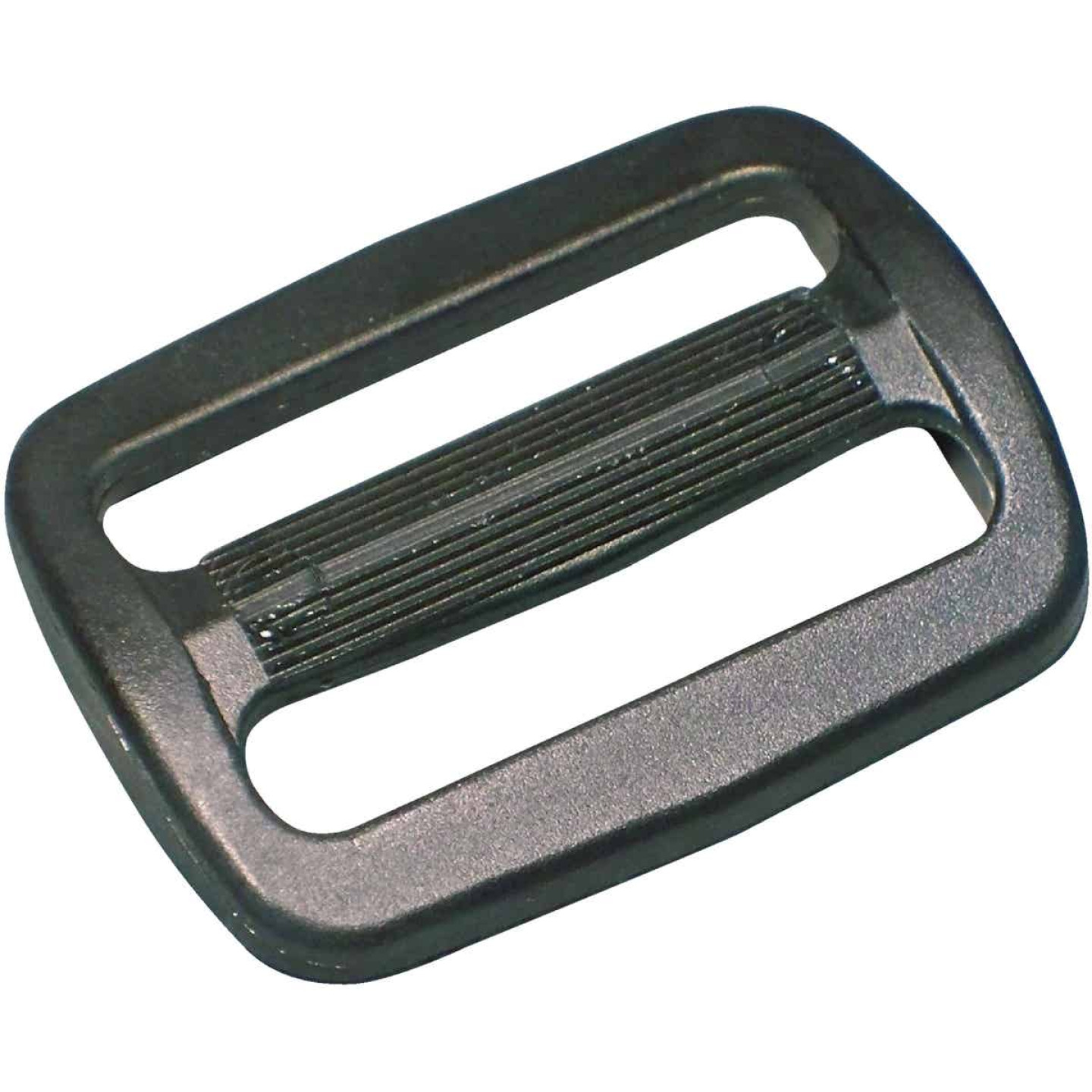 "Turf 2"" Black Strap Buckle Image 1"