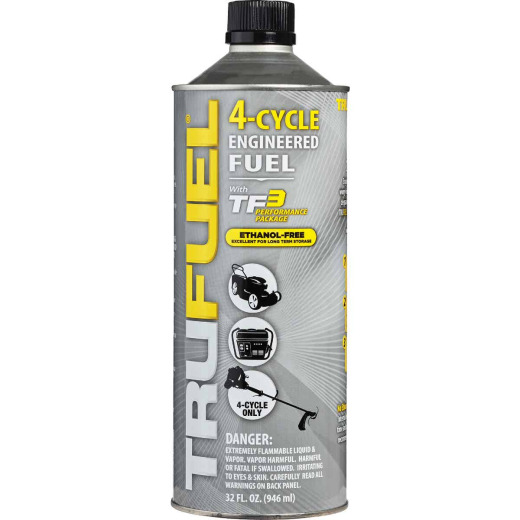 TruFuel 32 Oz. Ethanol-Free Small Engine 4-Cycle Fuel