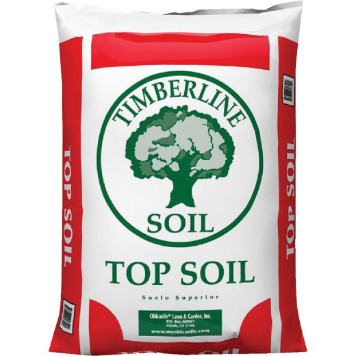 Timberline 1 Cu. Ft. All-Purpose Top Soil