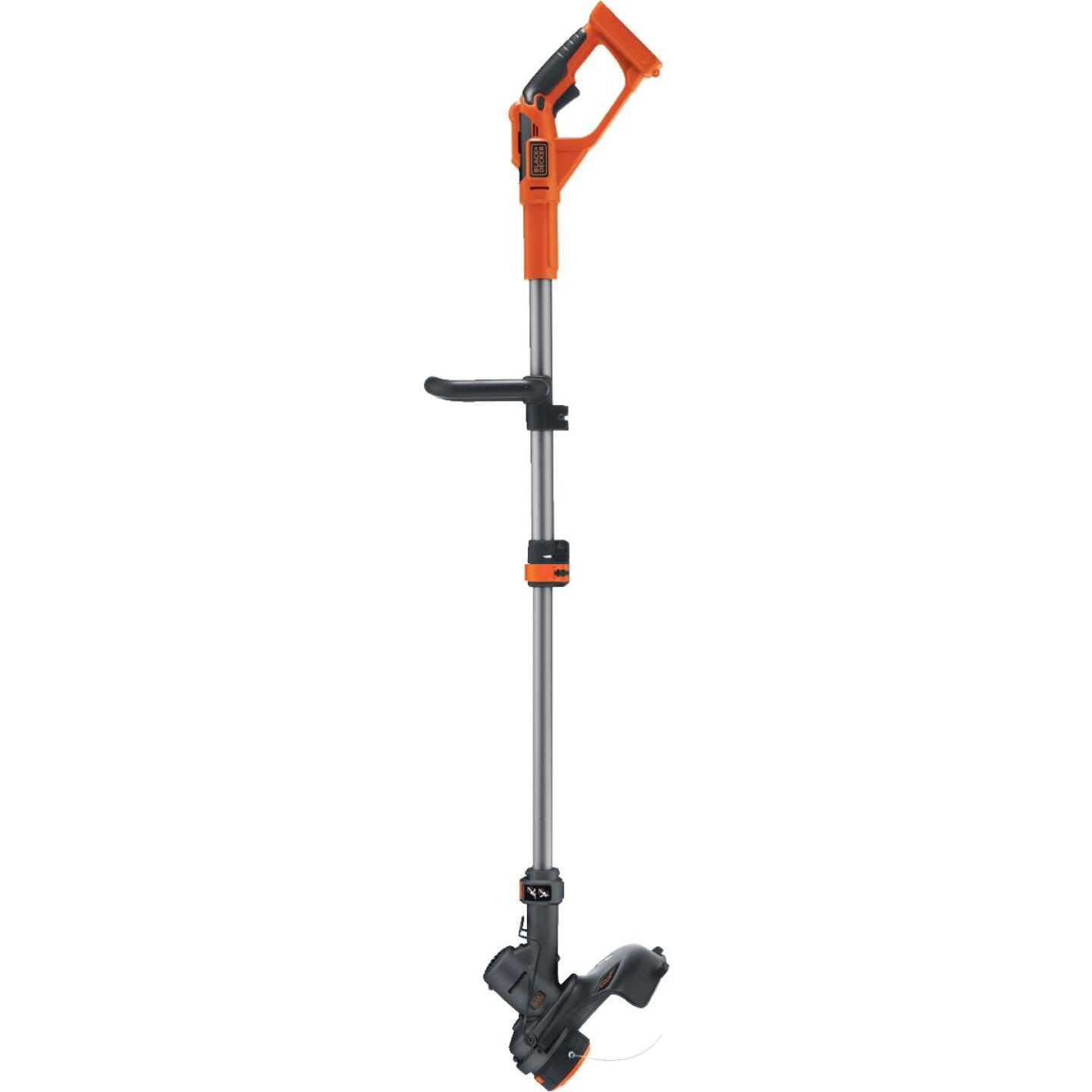 Black & Decker 40V MAX 13 In. Lithium Ion Straight Cordless String Trimmer Image 5