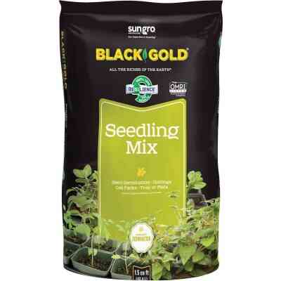 Black Gold 1.5 Cu. Ft. 18 Lb. All Purpose Container Potting Seed Starting Mix