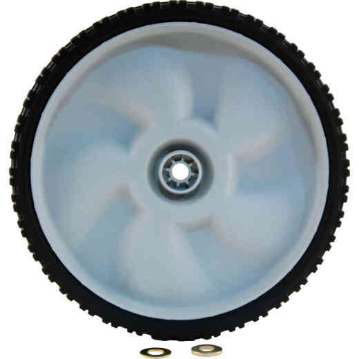 Arnold 11 In. Plastic Universal Mower Wheel