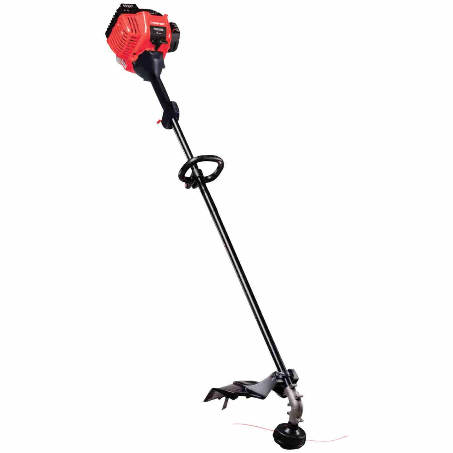 Troy-Bilt TB25SB 25cc 2-Cycle 16 In. Straight Shaft Gas Trimmer Image 1