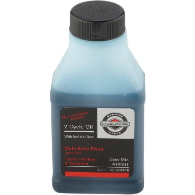 Briggs & Stratton 3.2 Oz. Air Cooled 2-Cycle Motor Oil