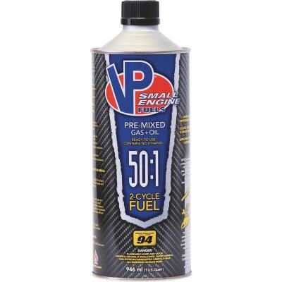 VP Small Engine Fuels 32 Oz. 50:1 Ethanol-Free Gas & Oil Pre-Mix