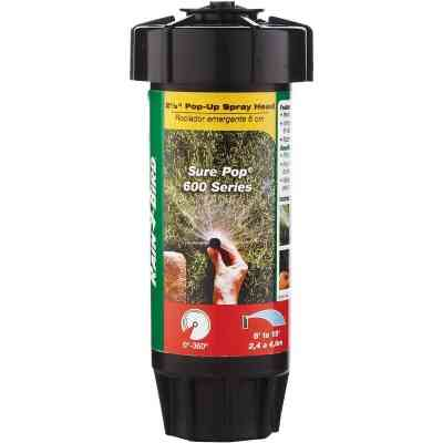 Rain Bird 2.5 In. 0 Deg. to 360 Deg. Pop-Up Head Sprinkler