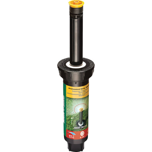 Rain Bird 4 In. Full Circle Adjustable 4 Ft. Rotary Sprinkler