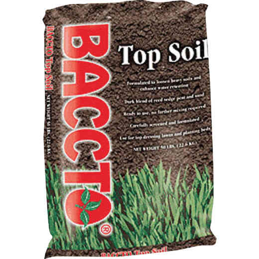 Baccto 50 Lb. All Purpose Top Soil