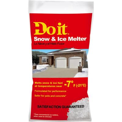 Do it 40 Lb. Snow And Ice Melt Pellets