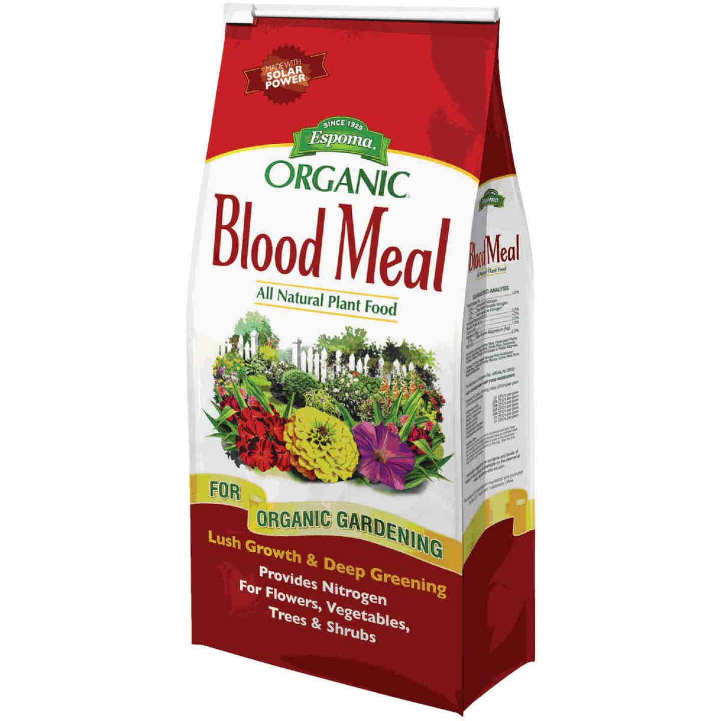 Espoma Organic 3-1/2 Lb. 12-0-0 Blood Meal Image 1
