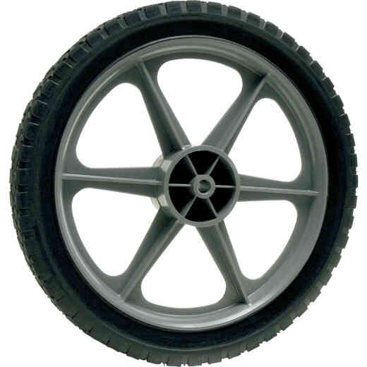 Arnold 14 In. x 1.75 In. Plastic Spoke Wheel