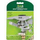 Best Garden Metal 86 Ft. Dia. Impulse Sprinkler Head Image 2