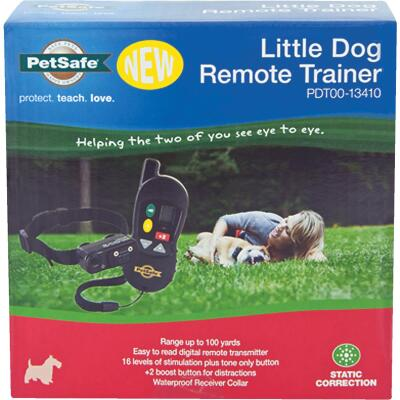 Petsafe Little Dog Under 40 Lb. Remote Trainer